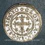 Monnaies Alsace. Strasbourg. Municipalité. Semissis (16e - 17e siècle)