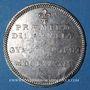 Monnaies Alsace. Strasbourg. Prix de l'Académie. 1694. Jeton argent 30,9 mm