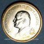 Monnaies Alsace. Strasbourg. Visite de Jean-Paul II. 8-11 octobre 1988. Médaille argent