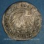 Monnaies Alsace. Thann. 1 batz 1533