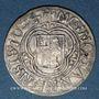 Monnaies Alsace. Thann. 1 batz 1624