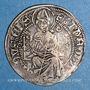 Monnaies Alsace. Thann (16e siècle). Plappert