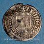 Monnaies Alsace. Thann. Vierer (16e siècle)