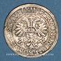 Monnaies Alsace. Wissembourg. 12 kreuzers 1626 au nom de Ferdinand II