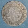Monnaies Alsace. Wissembourg. Rahtsgeld 1627 au nom de Ferdinand II