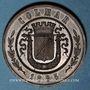 Monnaies Colmar. (Exposition avicole). 1885. Médaille cuivre. 39,2 mm. Gravée par W. Mayer de Stuttgart