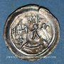 Monnaies Haguenau. Denier (vers 1250)