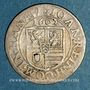 Monnaies Hanau-Lichtenberg. Jean René I (1599-1625). 3 kreuzers 1602