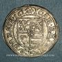 Monnaies Hanau-Lichtenberg. Jean René I (1599-1625). 3 kreuzers 1612