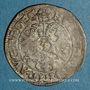 Monnaies Hanau-Lichtenberg. Philippe V (1585-1599). 3 kreuzers 1589. Woerth