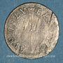 Monnaies Landgraviat d'Alsace. Ensisheim. Ferdinand, archiduc (1564-1595). Doppelvierer frappé à Ensisheim