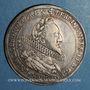 Monnaies Landgraviat d'Alsace. Ensisheim. Ferdinand II, empereur (1619-1637). Taler 1622. R !