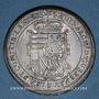 Monnaies Landgraviat d'Alsace. Ensisheim. Léopold V (1619-1632). Taler 1621