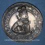 Monnaies Landgraviat d'Alsace. Ensisheim. Léopold V (1619-1632). Taler 1631. Frappé à Ensisheim