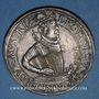 Monnaies Landgraviat d'Alsace. Ensisheim. Léopold V (1619-1632). Taler 1632 frappé à Ensisheim