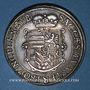 Monnaies Landgraviat d'Alsace. Ensisheim. Léopold V, archiduc (1619-1632). Taler 1630. Frappé à Ensisheim