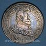 Monnaies Landgraviat d'Alsace. Ensisheim. Maximilien (1612-1618). Double taler 1614