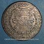 Monnaies Landgraviat d'Alsace. Ensisheim. Rodolphe II (1602-1612). Taler 1605 B