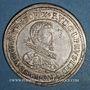 Monnaies Landgraviat d'Alsace. Ensisheim. Rodolphe II (1602-1612). Taler 1606