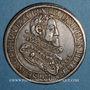 Monnaies Landgraviat d'Alsace. Ensisheim. Rodolphe II (1602-1612). Taler 1608