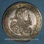 Monnaies Landgraviat d'Alsace. Ensisheim. Rodolphe II (1602-1612). Taler 1609