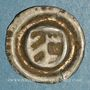 Monnaies Landgraviat d'Alsace (Thann). Catherine de Bourgogne (1407-1424). Rappen