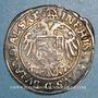 Monnaies Landgraviat d'Alsace (Thann). Ferdinand I, empereur (1556-1564). Zehner (= 10 kreuzers). Thann