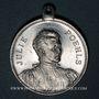 Monnaies Mulhouse. 30e anniversaire de l'auberge Eiskeller. 1903. Médaille en aluminium. 29 mm
