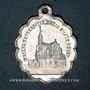 Monnaies Oderen. Souvenir de la Chapelle Notre Dame du Bon Secours (fin 19e – début 20e). Médaille aluminium