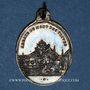 Monnaies Reiningue (68) - Oelenberg. Abbaye du Mont des Olives. Médaille argent