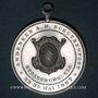 Monnaies Strasbourg. Concours de tir, 23-30 mai 1897. Médaille aluminium. 33,5 mm