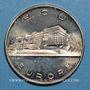 Monnaies Strasbourg. Ecu de Strasbourg. 1979. Argent. 36,18 mm. Gravé par R. R. Baron