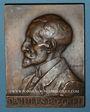 Monnaies Strasbourg. Hommage à Jules Boeckel, président du 30e congrès français de chirurgie. 1921.