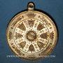 Monnaies Tournoi de gymnastique d'Alsace-Lorraine – Souvenir. Médaille bronze. 36,36 mm