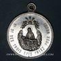 Monnaies Trois Epis. Sanctuaire de Notre Dame des Trois Epis (début du 20e). Médaille aluminium. 32,07 mm