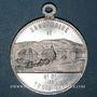 Monnaies Trois Epis. Sanctuaire de Notre Dame des Trois Epis (début du 20e). Médaille aluminium. 32,16 mm