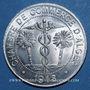 Monnaies Algérie, Chambre de Commerce d'Alger, 10 cent 1918 aluminium