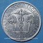 Monnaies Algérie, Chambre de Commerce d'Alger, 10 cent 1919 aluminium