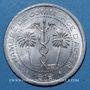 Monnaies Algérie, Chambre de Commerce d'Alger, 5 cent 1919 aluminium