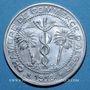 Monnaies Algérie. Chambre de Commerce d'Alger. 5 centimes 1916. Aluminium