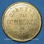 Monnaies Algérie, Chambre de Commerce de Bône, 5 cent n. d., laiton