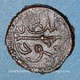 Monnaies Algérie. Mahmoud II (1223-1255H = 1808-1839). 1 aspre (1247 ou 1248H). Constantine