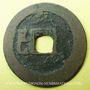 Monnaies Annam. Du Tông (1705-1729) - ère Vinh Thinh (1705-1719). Sapèque