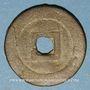 Monnaies Annam. Duc Tông (1848-1883) - ère Tu Duc (1848-1883). 6 phan