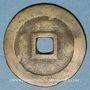 Monnaies Annam. Duc Tông (1848-1883) - ère Tu Duc (1848-1883). 9 phan, laiton
