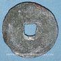 Monnaies Annam. Dynastie des Tran (1225-1414). Thai Tông (1225-1258). Sapèque
