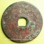 Monnaies Annam. Monnayage privé (XIe-XVIe siècle). Petites monnaies aux inscriptions incertaines. Sapèque