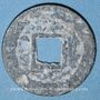 Monnaies Annam, Monnayages privés (XVII-XVIIIe), inscriptions monétaires vietnamiennes (1746-74), sapèque