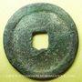 Monnaies Annam. Nhân Tông (1442-1459) - ère Dai Hoa (1443-1453). Sapèque