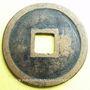 Monnaies Annam. Nhân Tông (1442-1459) - ère Diên Ninh (1454-1459). Sapèque